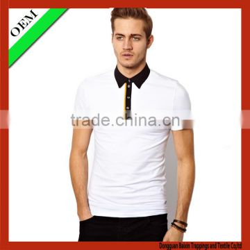 2016 high quality polo shirt OEM garment factory/dongguan manufacture