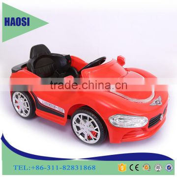 2016 ride on cars toys hot selling children ride on car rubber tires fashion baby ride on car