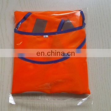 Bike High Visibility Bicycle Safey Reflective Vest for Child and Adult
