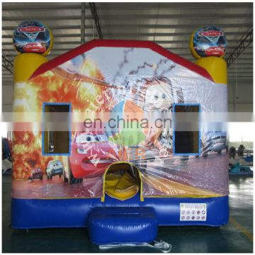 2016 car themed Inflatable Bouncer/bouncy House inflatable Castle For Kids