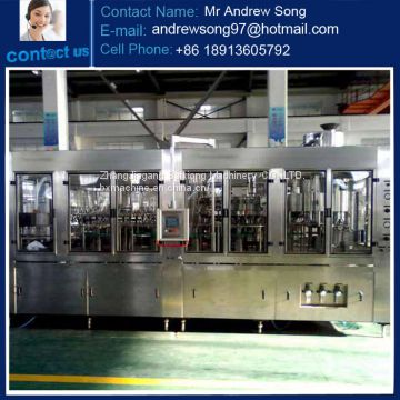 Modern style PET bottle juice production line