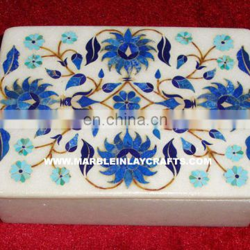 Corporate Gift Marble Inlay Box