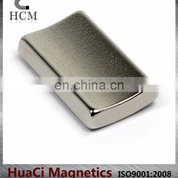 Arc Shape N48 Neodymium Magnet Direct supply from Chinese Factory