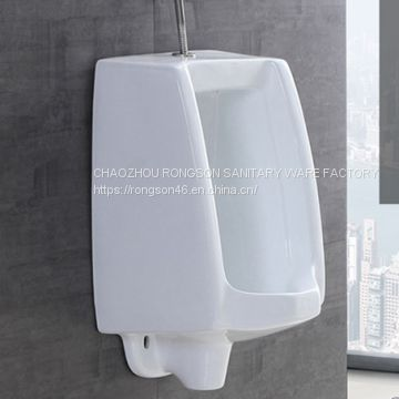 Factory production wall hung wc  new products  Australia automatic waterless white hot sale urinal price