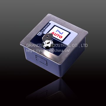 CNB-240 Five-range LCD key switch