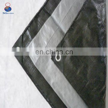 Customized high tensile strength waterproof tarpaulin materials