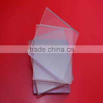 colored uv protection 100% GE lexan 20 mm solid polycarbonate sheet