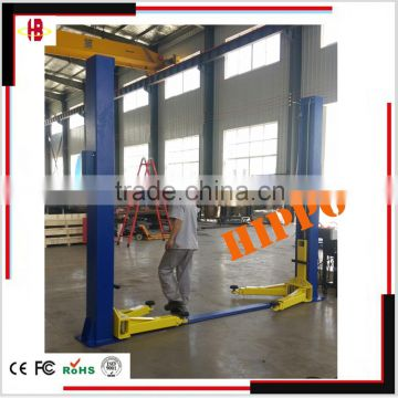 Factory Price 4 Ton Hydraulic Launch Two Post Lift