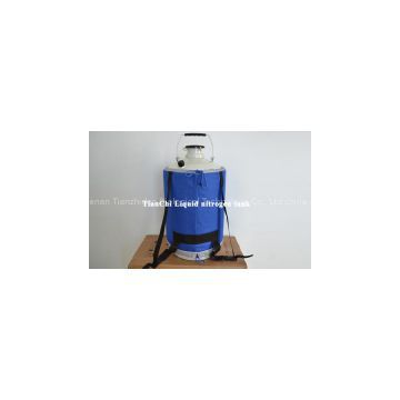 Liquid nitrogen container YDS-10