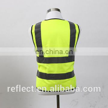 High Visibility Safety Vest with Reflective vest ANSI