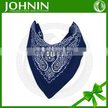 cheap promotional custom digital sublimation printed bandana for sale
