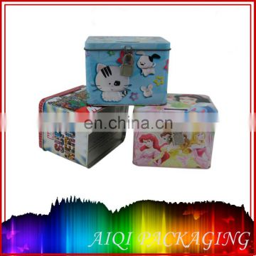2016 newest hot selling tin music box