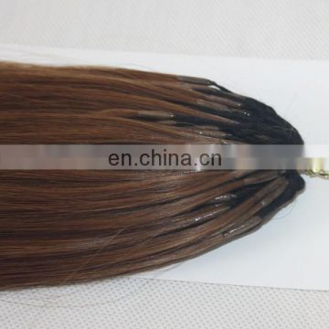 Factory wholesale 100 human hair extension best selling sleek hair extension