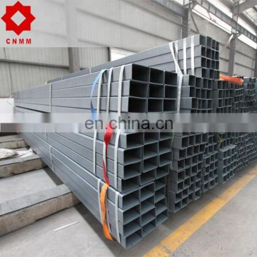 4130 tube shelf hot rolled tube/pipe q195 square and rectangular steel pipe