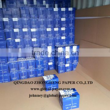 A4 wooden pulp copy paper/ Remarkable A4 office printing paper of
