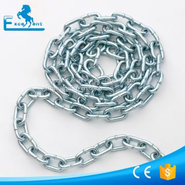 DIN5685A 2mm Welded Short Link Chain