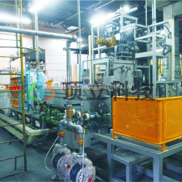Automatic High Temperature Sinter/Carburizing/Graphitization Furnace
