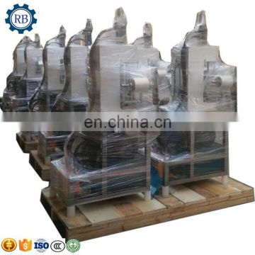 Stainless steel professional laundry bar small soap making machine