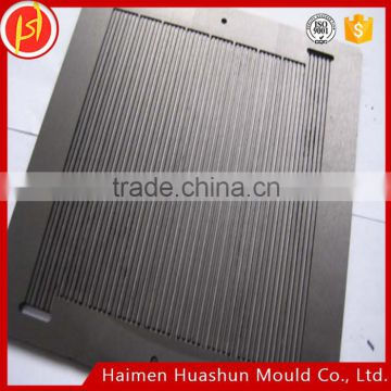 high electrical conductivity graphite plate for hydrogen fuel cell generator