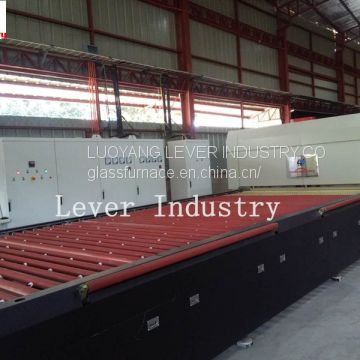 Low-e Coated glass Tempering Furnace