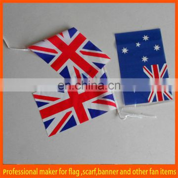 polyester bunting banner manufacturer