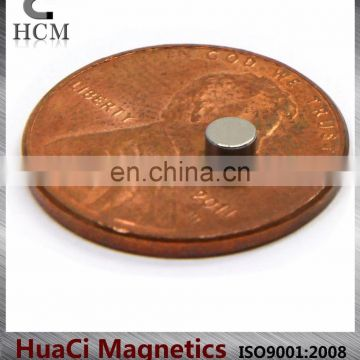 neodymium monopole magnet for sale n42 Neodymium Magnets Dia 3mmX1.5mm large rare earth magnets