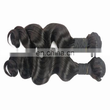 alipress Wholesale 9a unprocessed malaysian virgin wet and wavy hair loose wave hair extension cheap real human hair extension