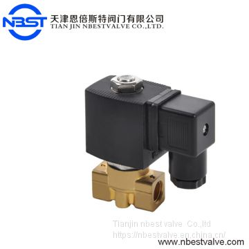 24V direct acting water latching solenoid valve Applied to washroom/public W.C/automatic irrigation