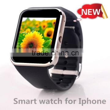 Smart watch for IOS and Andriod Mobile Phone with bluetooth hand watch mobile phone bluetooth