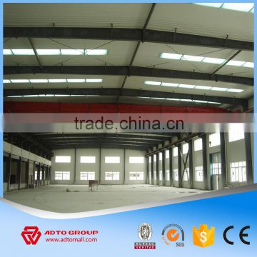 Multi-storey Large Span Steel Space Frame Structure Warehouse ...