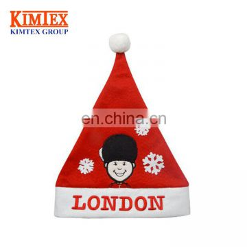 Promotional Santa Hat Christmas Ball Ornament Hats
