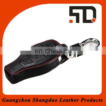 Golden Supplier Personalized Leather Car Key Chains Maker