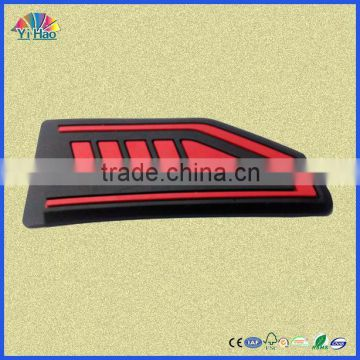 Brand Silicone label , Customized Silicon label