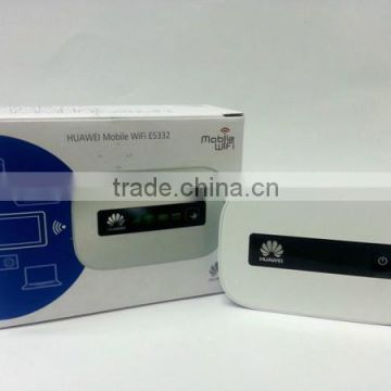unlocked Mobile HSPA+ wifi router hotspot with sim card slot Huawei E5332
