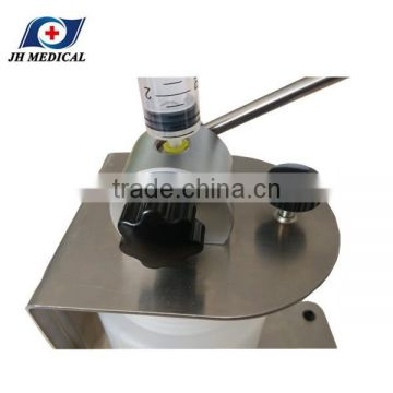 Manual stainless steel Squirt Needle Cutter for medical