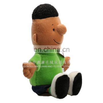 YK ICTI supplier lovely 35cm cotton high quality PLUSH DOLL
