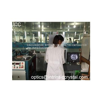 Fused silica plano convex cylinderical lens