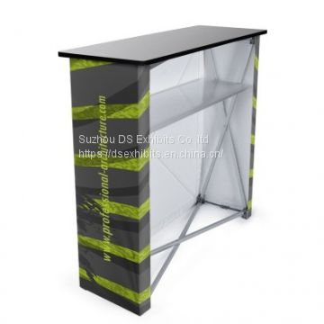 Rectangle promotor table