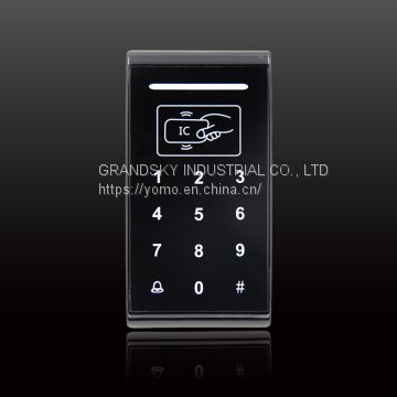 CNB-250 Touch type access keypad