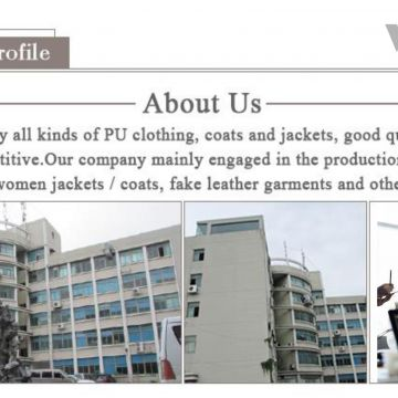wenzhou zhanxu garments co., Ltd.