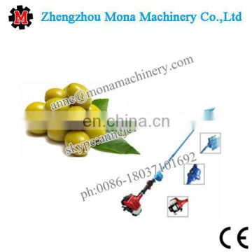 Gasoline electric harvester for jujube olive palm green walnut with lowest price