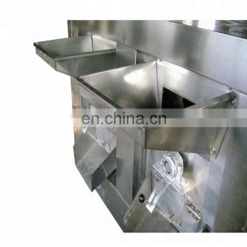 electric automatic cashew nut processing machine   peanut roasting machine  coffee roaste machine
