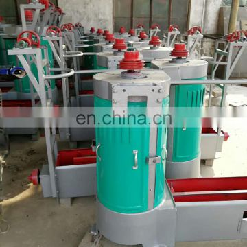 Combined 5 ton per day wheat flour production line