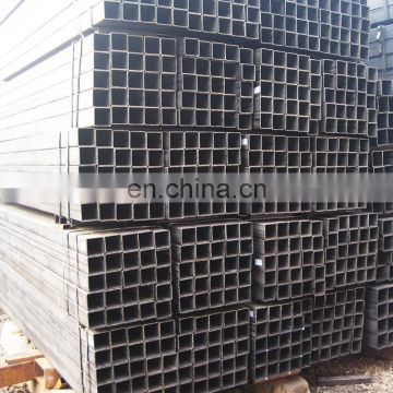 square structural steel tubing price for sale