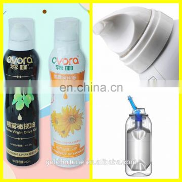 200ml Olive oil cooking oil spray with bov actuator