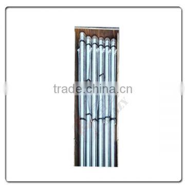 Zinc Clad Steel Electrolytic Ion Grounding Rod /earth electrode rod for sale