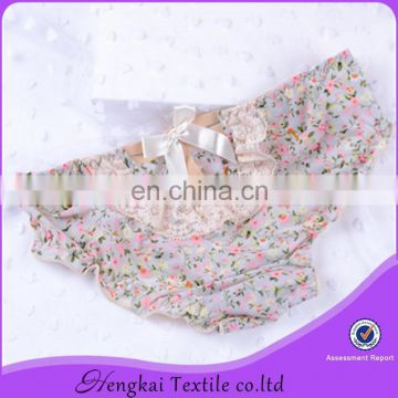 Panties product type and women gender lady panty sexy colourful cotton ladies panties