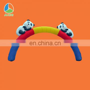Best selling panda balloon arch for sale