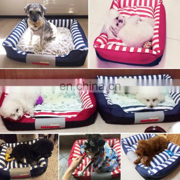 Fancy stuffed new design soft dog plush pet house