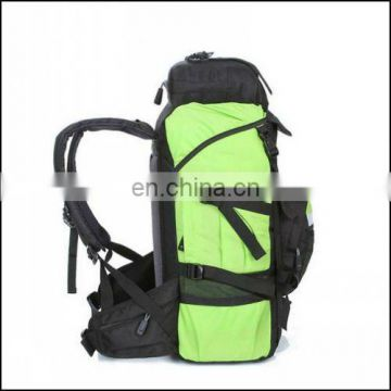 Polyester Climbing Bags with shoe compartment